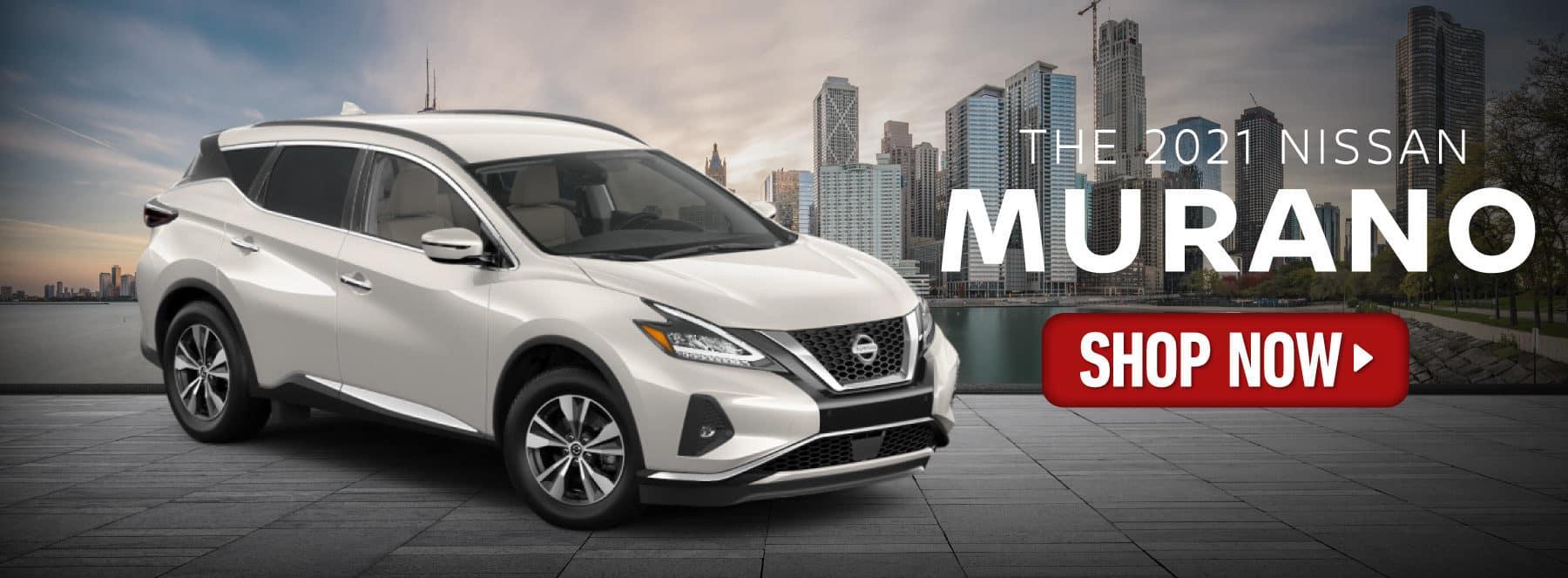2021 Nissan Murano | Act Now