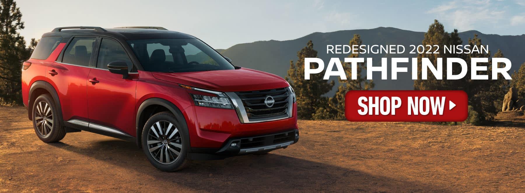 2022 Nissan Pathfinder | Act Now