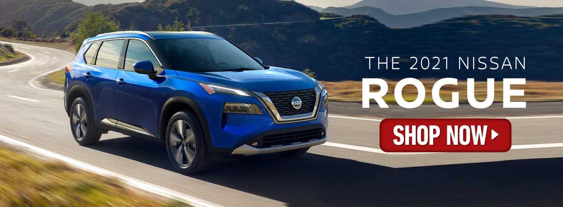 2021 Nissan Rogue | Act
