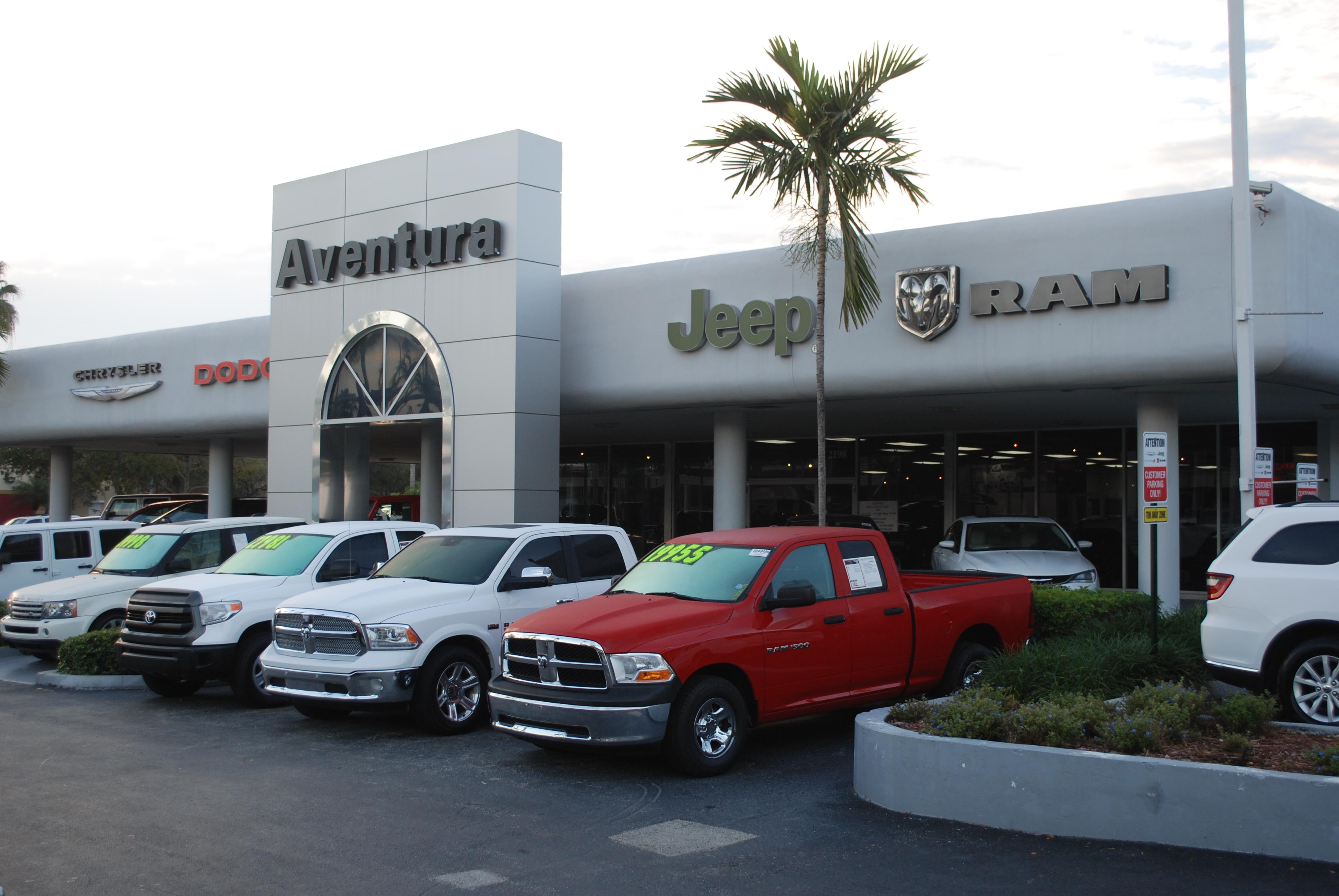 Chrysler Dealer Miami Beach