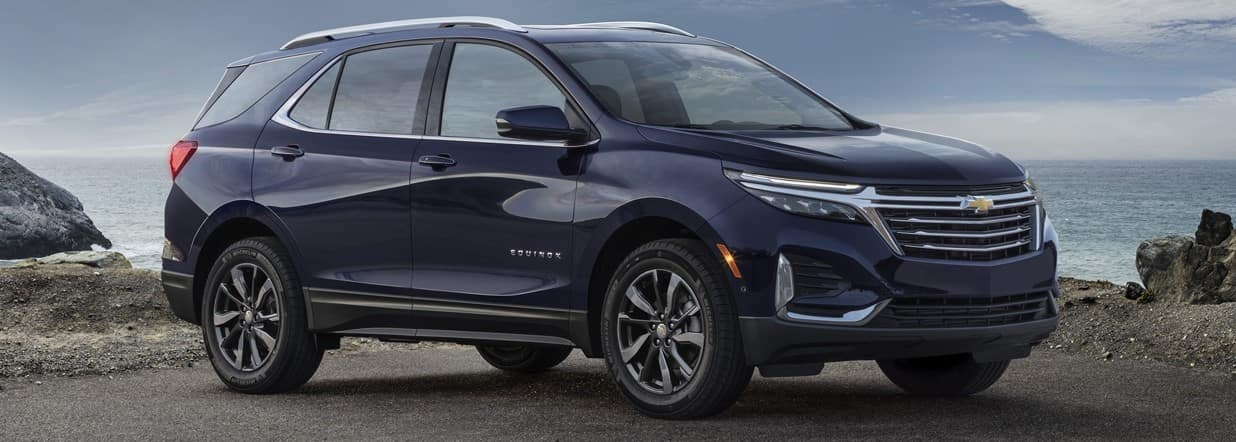 2021 Chevy Equinox For Sale in Buena Park