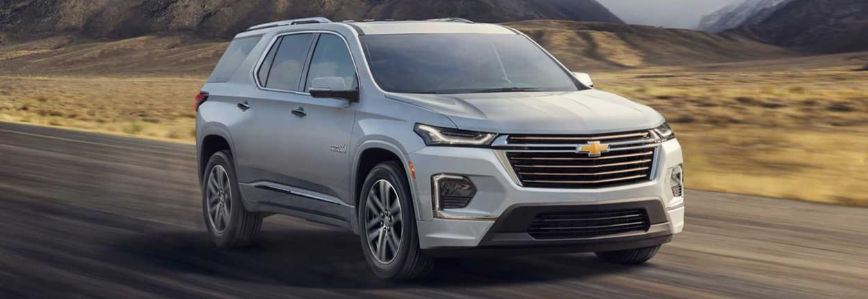 2021 Chevy Traverse For Sale in Buena Park