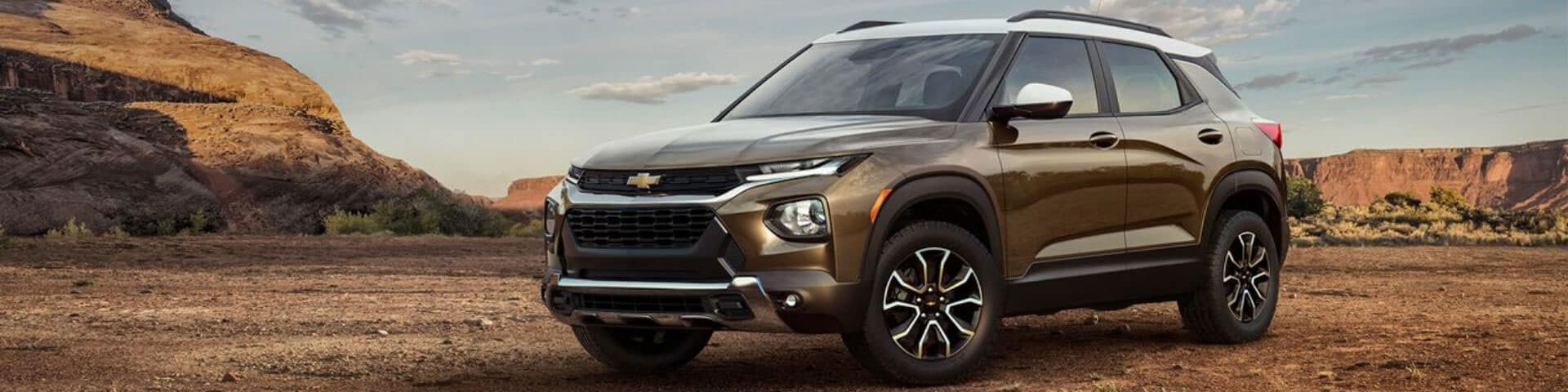 2021 Chevy Trailblazer in Buena Park