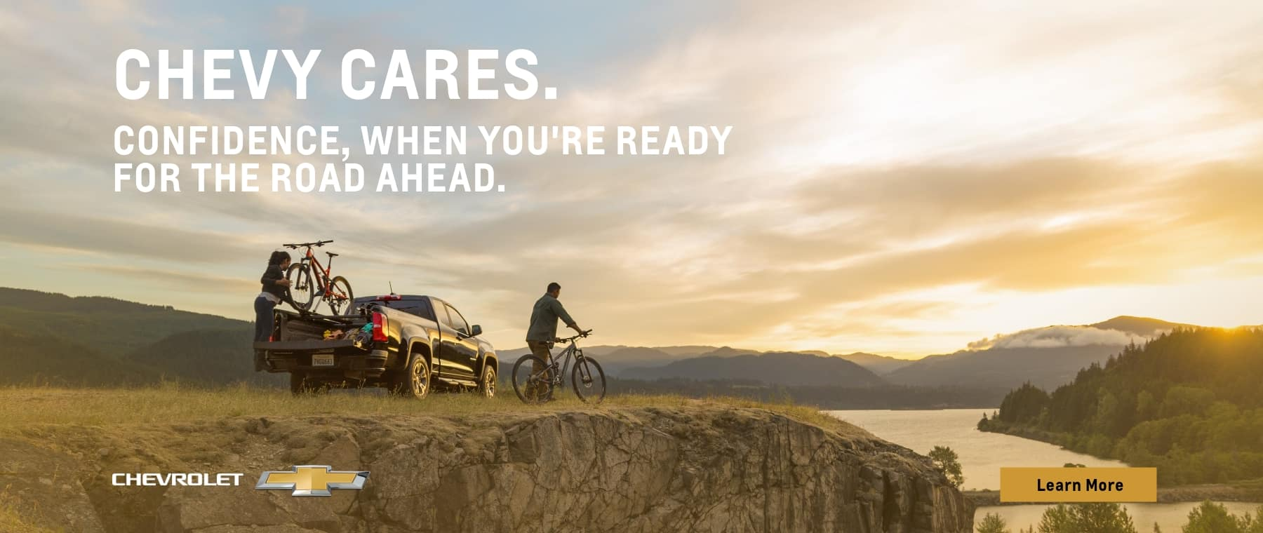 Chevy Cares Banner