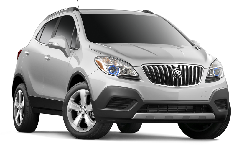 New Buick Encore at Quirk Buick GMC