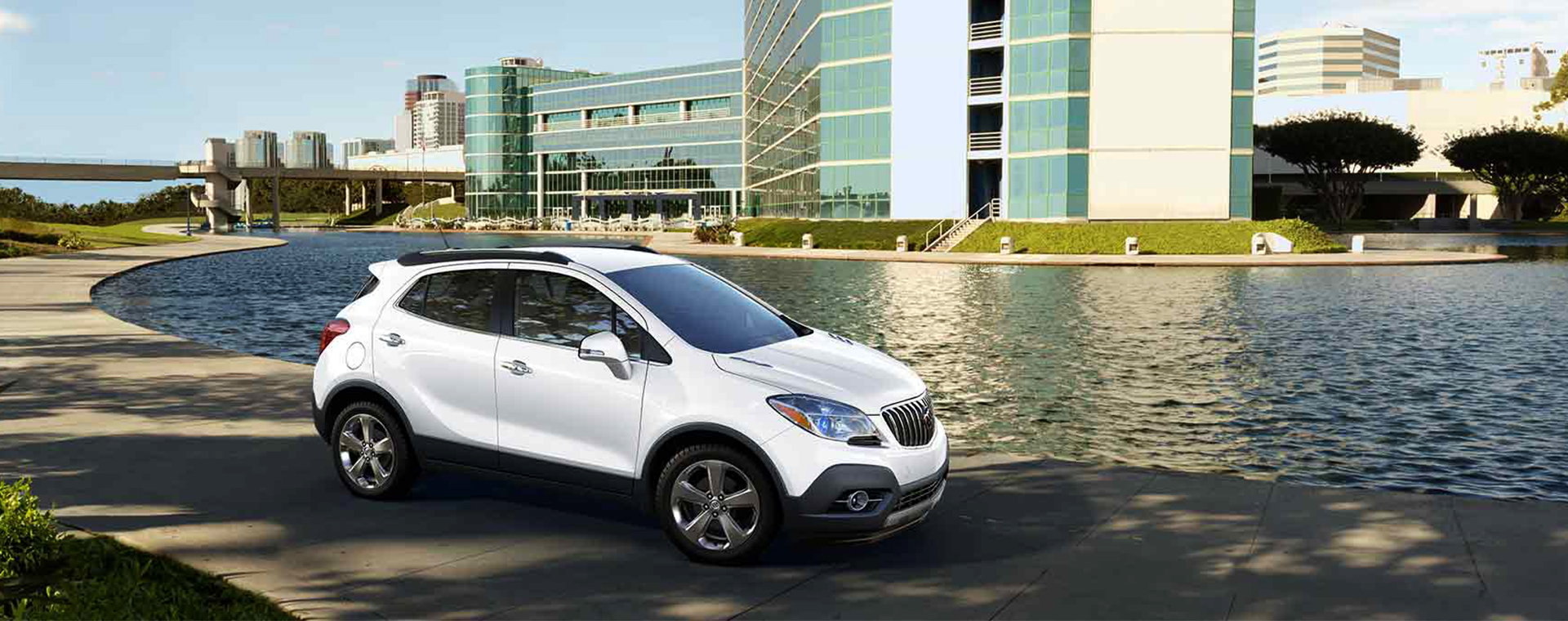 New Encore inventory at Quirk Buick GMC