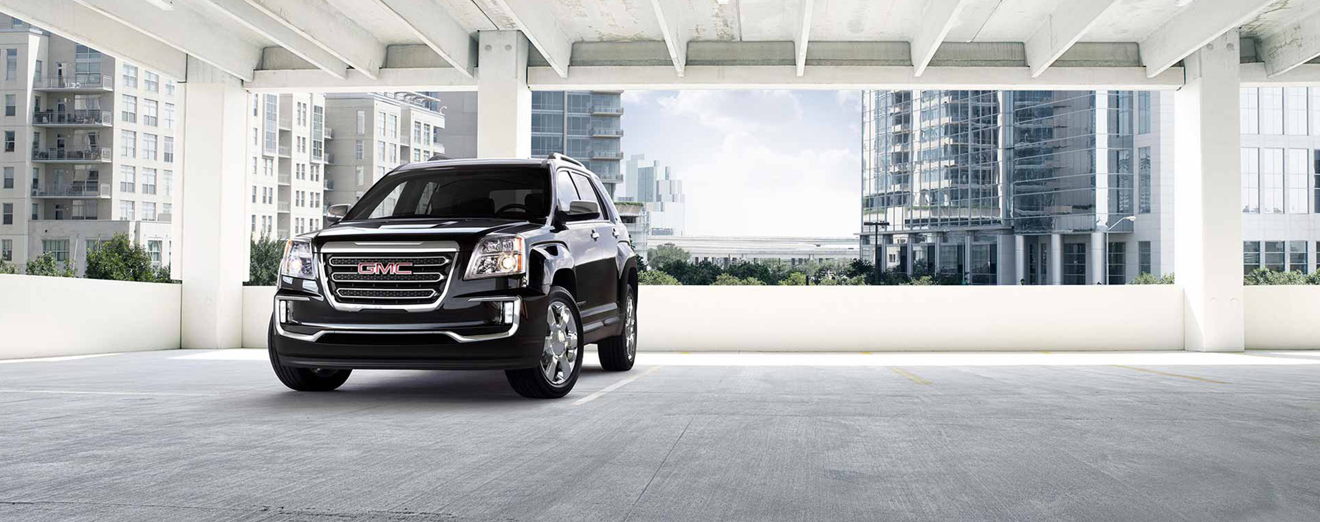 New Terrain inventory at Quirk Buick GMC