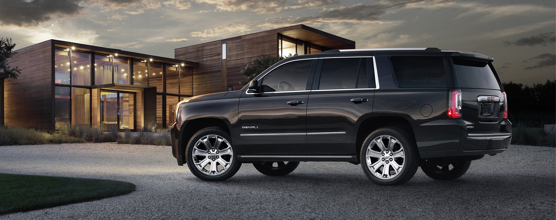 New Yukon inventory at Quirk Buick GMC
