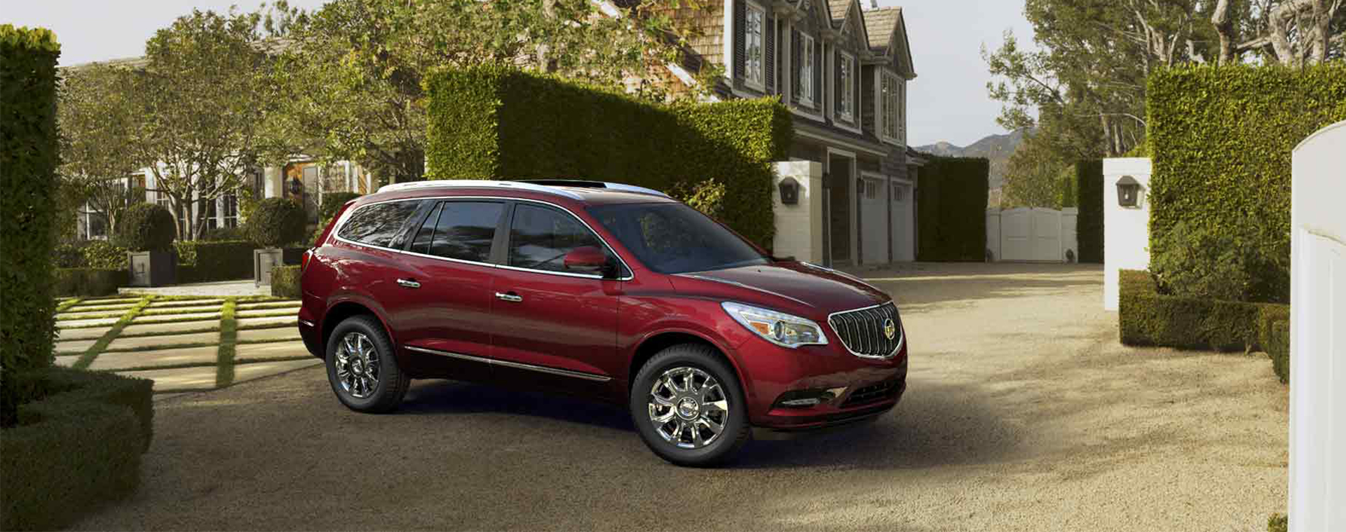 New Enclave inventory at Quirk Buick GMC