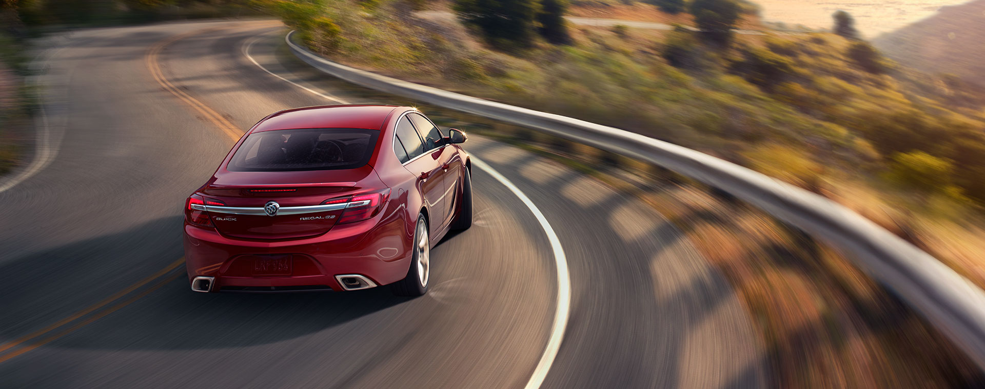 New Regal inventory at Quirk Buick GMC