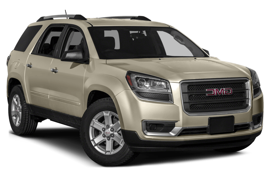 New  Acadia at Quirk Buick GMC