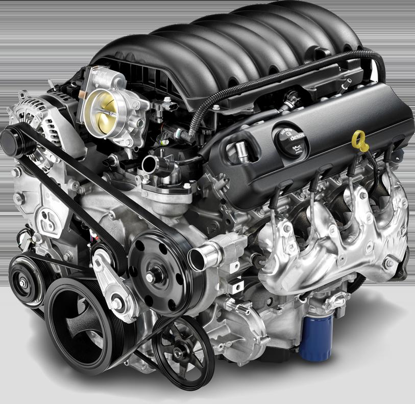 GMC Sierra 1500 Engine
