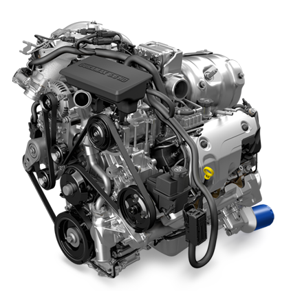 GMC Sierra 2500 Engine