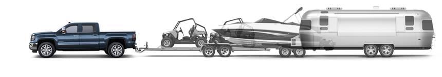 2017 GMC Sierra Towing Capacity