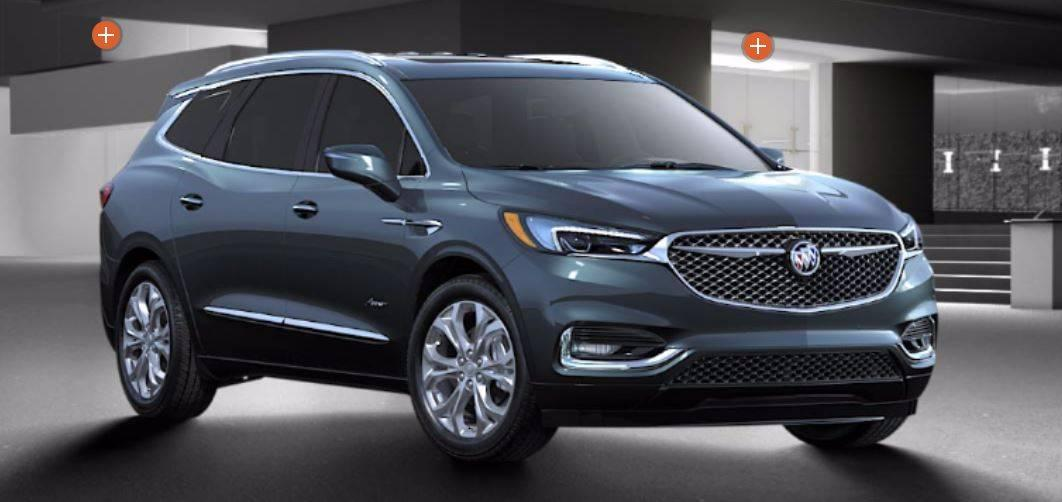 com suv photo photos enclave buick new spy
