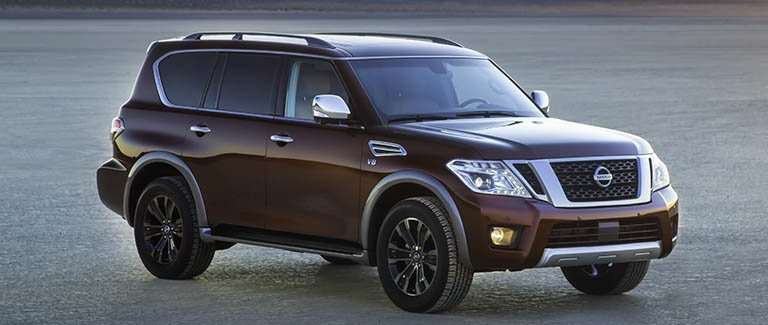 New Nissan New Nissan Armada Lease Offers and Best Prices for Sale in Quincy, MA
