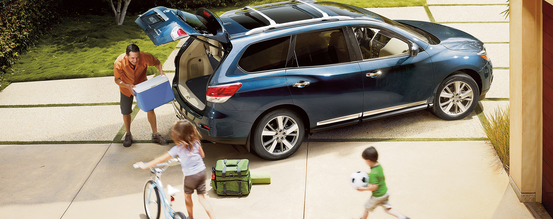 New Pathfinder inventory at Quirk Nissan