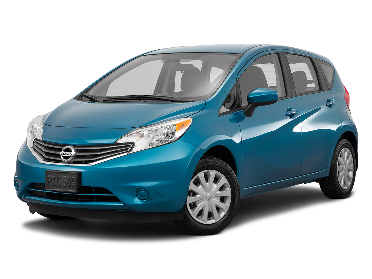 New  Versa Note at Quirk Nissan