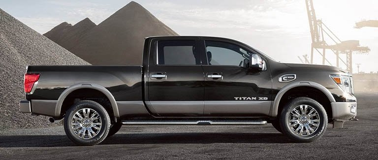 New Nissan New Nissan Titan XD Lease Offers and Best Prices for Sale in Quincy, MA