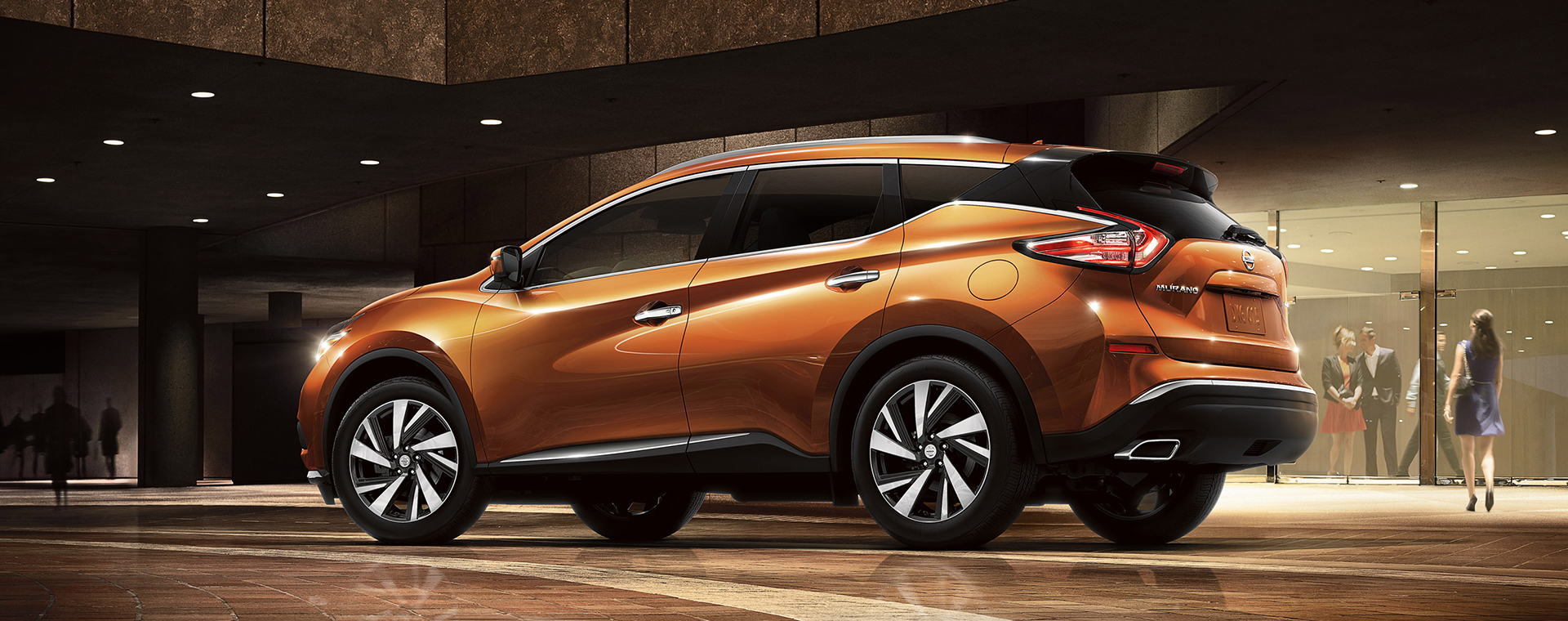 New Murano inventory at Quirk Nissan