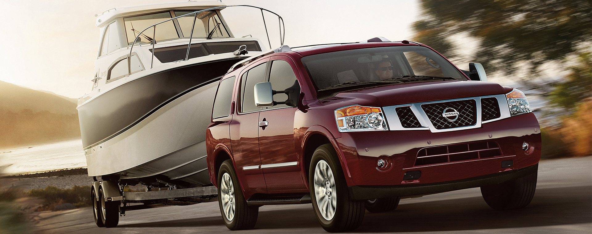 New Armada inventory at Quirk Nissan