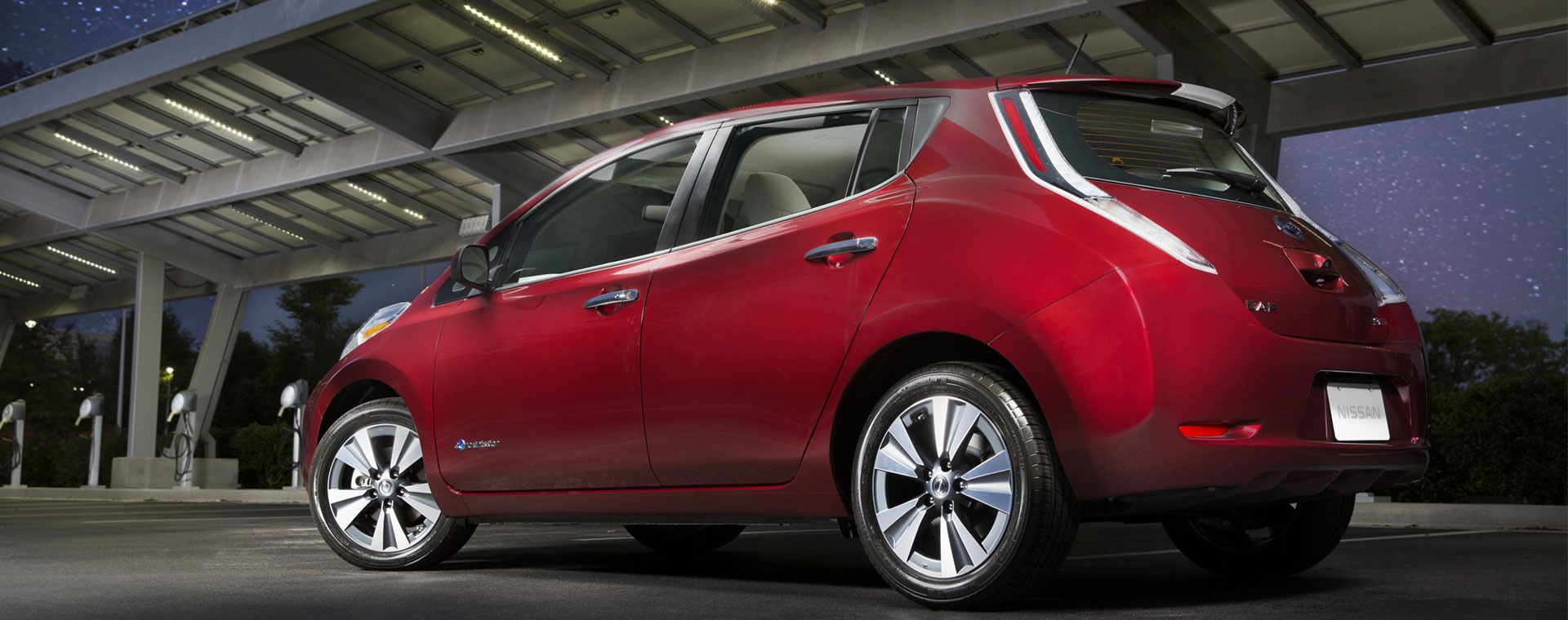 New Leaf inventory at Quirk Nissan