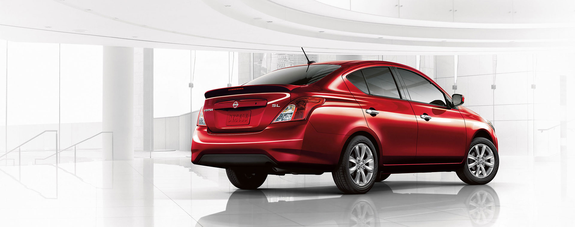 New Versa inventory at Quirk Nissan