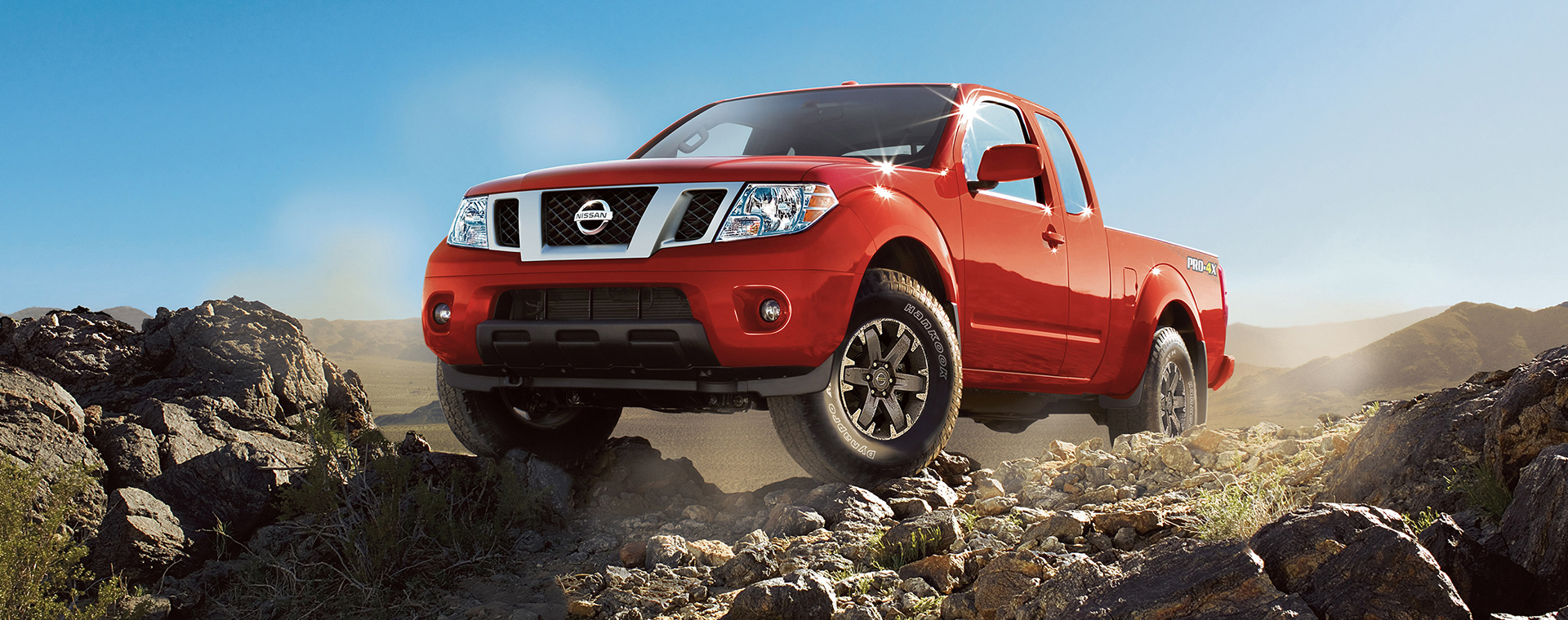 New Frontier inventory at Quirk Nissan