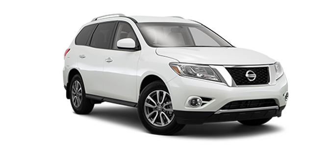 New Nissan Pathfinder at Quirk Nissan