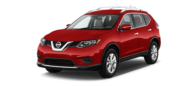 New Nissan Rogue at Quirk Nissan