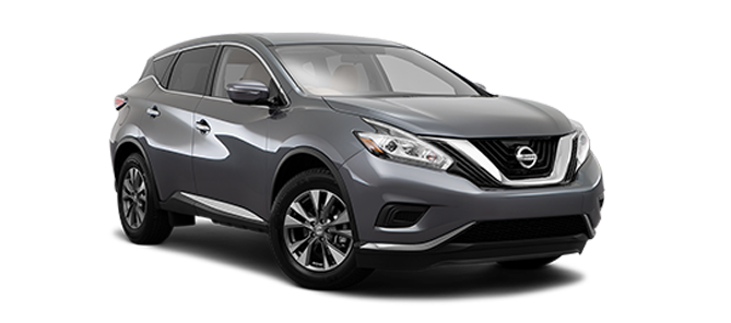 New Nissan Murano at Quirk Nissan