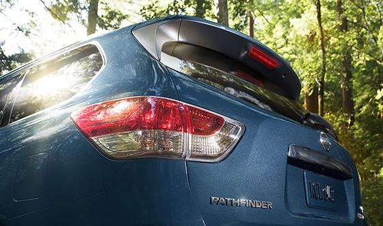Pathfinder exterior