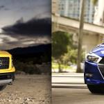 Nissan TITAN XD and Nissan Maxima