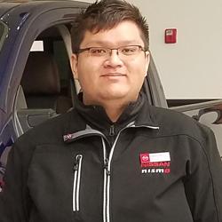 Danny Ha | Quincy Nissan Service Advisor