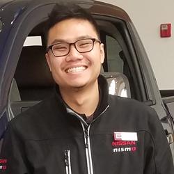 Stephen Le | Quincy Nissan Service Advisor