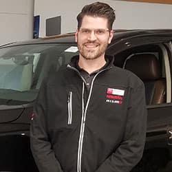 Craig Wetzel | Quincy Nissan Service Advisor