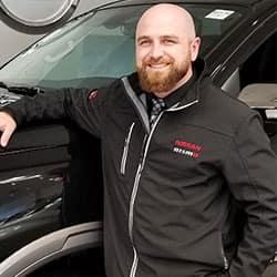 Nissan Service Advisor