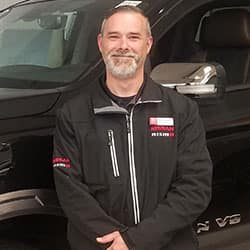 David Greenfield | Quincy Nissan Service Advisor