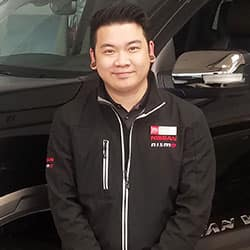 Paul Zhen | Quincy Nissan Service Advisor