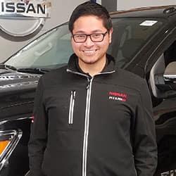Rambo Sun | Quincy Nissan Service Advisor