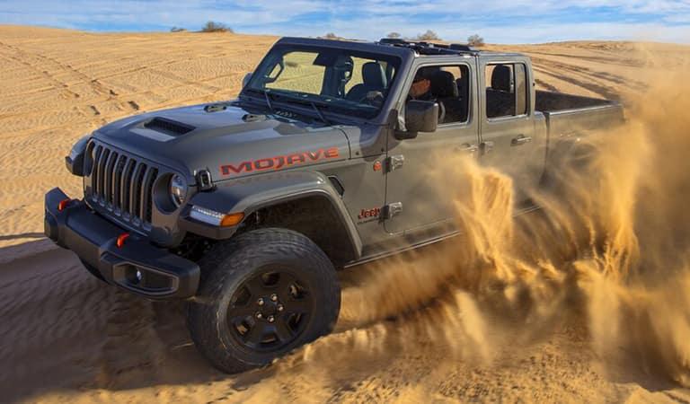New Jeep Gladiator