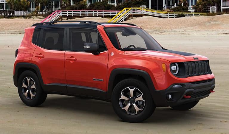 New Jeep Grand Renegade