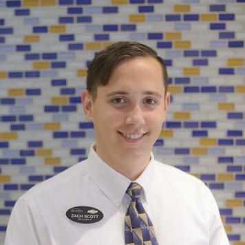 Zachary Scott
