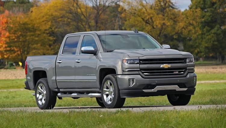 2017 chevy silverado options for everyone garber chevrolet linwood. Black Bedroom Furniture Sets. Home Design Ideas