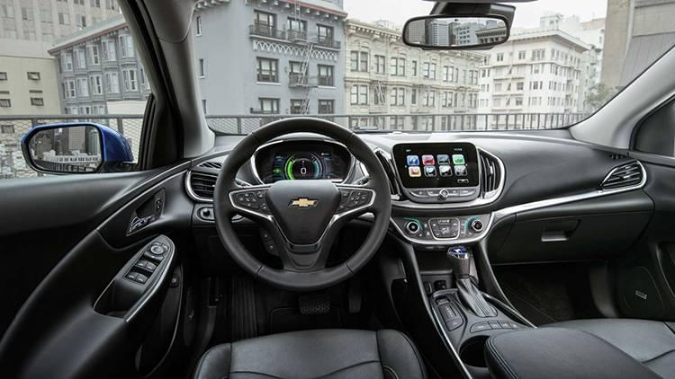 2017 Chevrolet Volt Garber