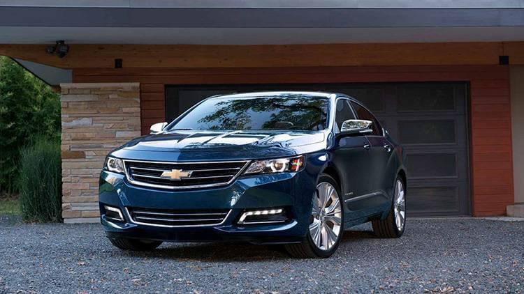 Chevrolet Impala 2017 Garber