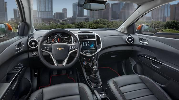 Garber 2017 Chevrolet Sonic