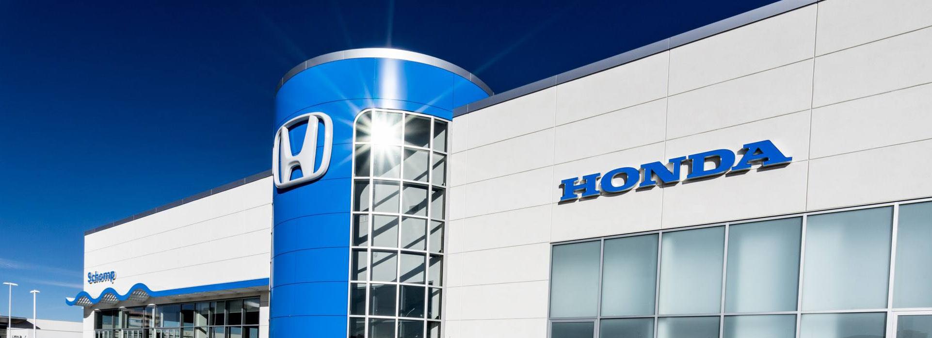 Schomp honda schomp automotive group for Honda dealer locations