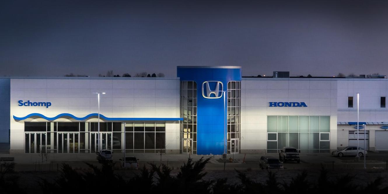 Ralph Schomp Honda >> Schomp Honda Schomp Automotive Group