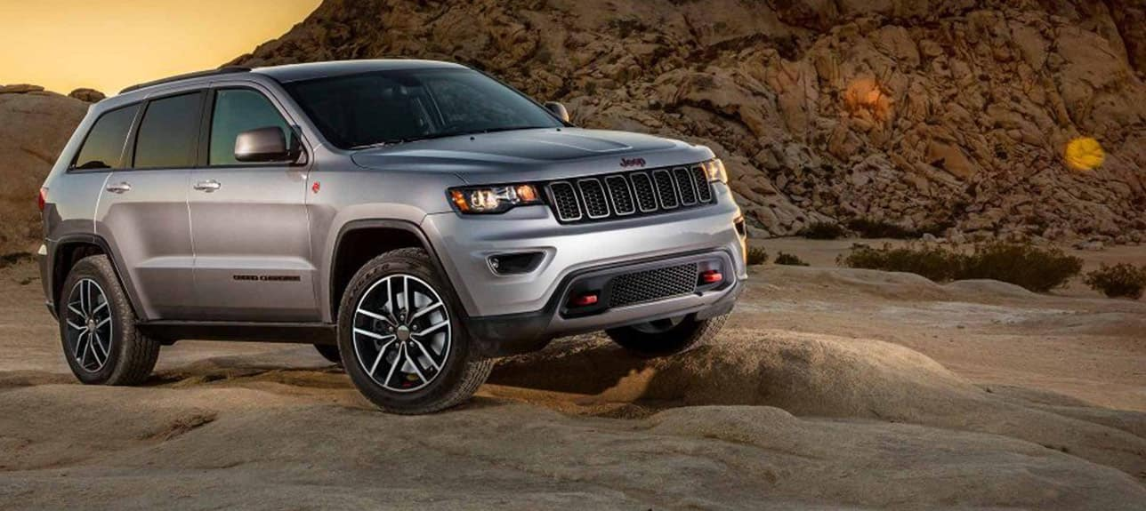 New Jeep Grand Cherokee For Sale